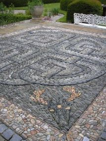 Mosaic Patio 151